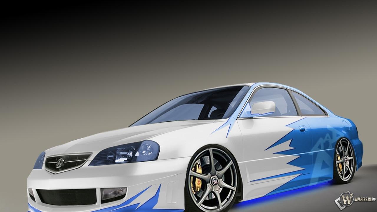 3D Acura 1280x720