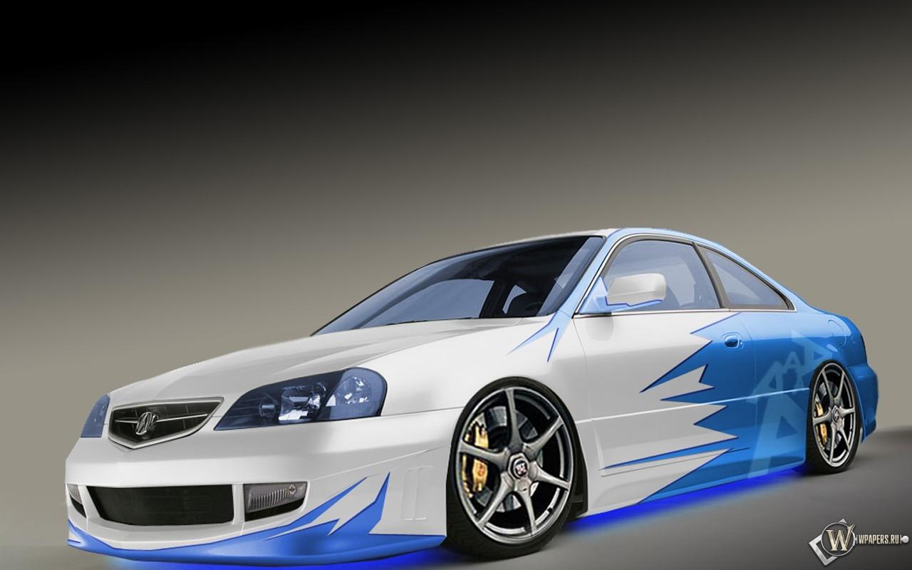 3D Acura 1280x800