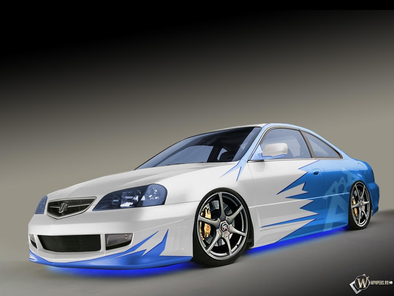 3D Acura 1280x960