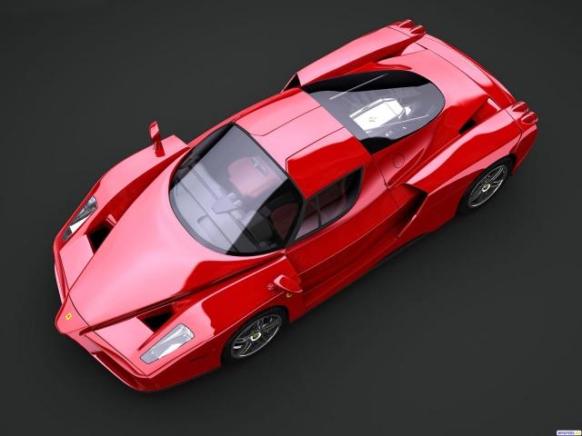 3D Ferrari