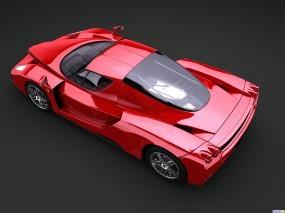 Обои 3D Ferarri: Ferrari, 3D Авто