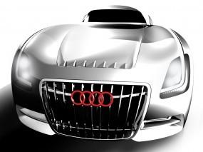Обои 3D Ауди: Ауди, 3D Авто