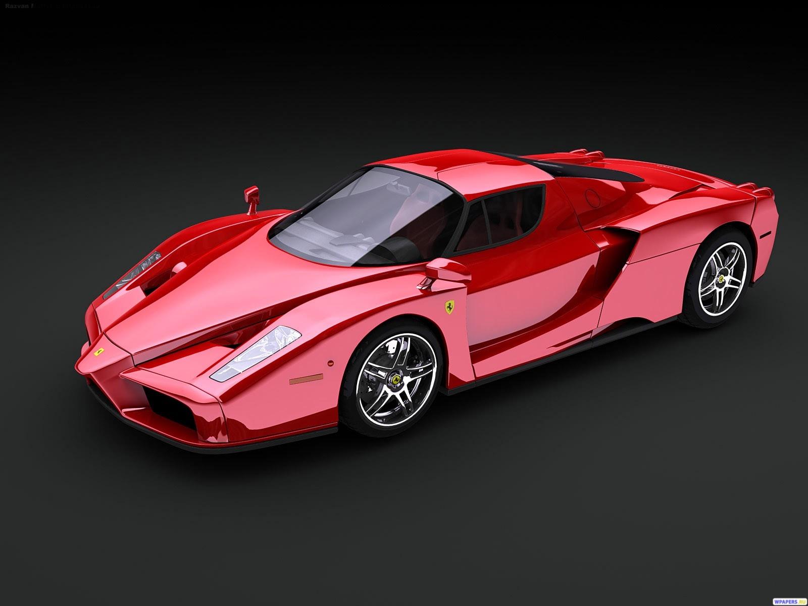 3D Ferarri 1600x1200