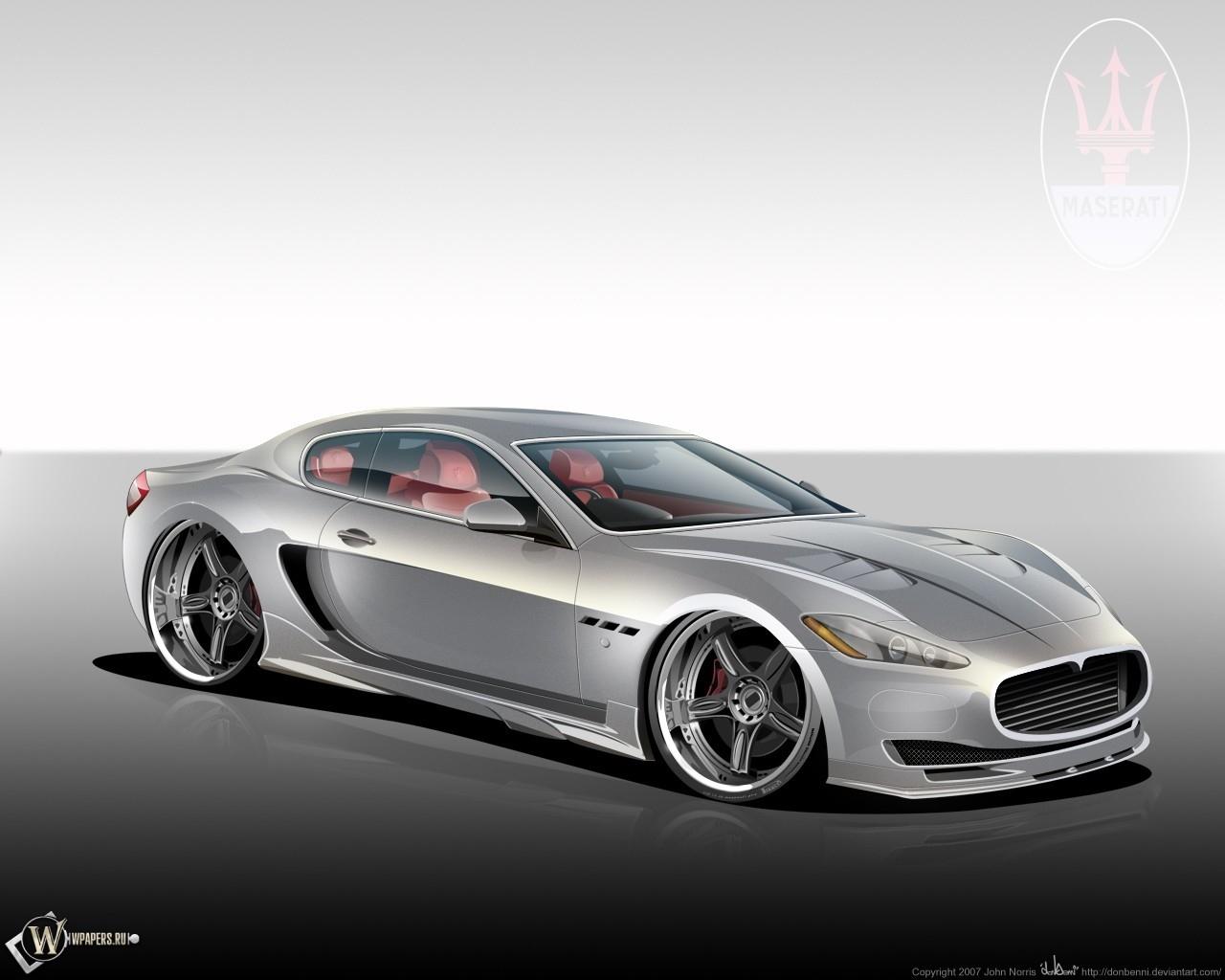 Maserati GT Sport Concept 1280x1024
