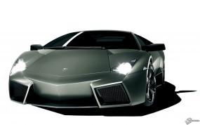 Обои 3D Lamborghini: Lamborghini, 3D Авто