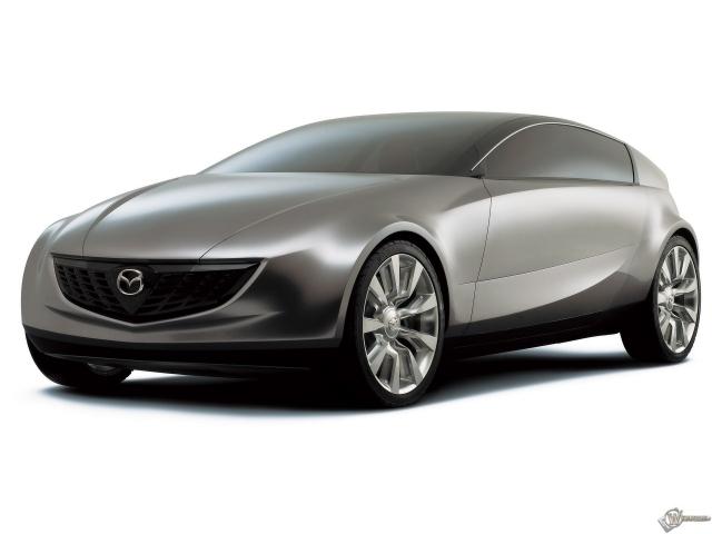 3D Mazda