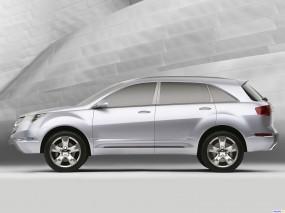Обои Acura RD-X: Внедорожник, Acura RD-X, Acura