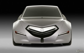 Обои Acura Advanced Sedan Concept (2006): Sedan, Concept, Acura, Acura