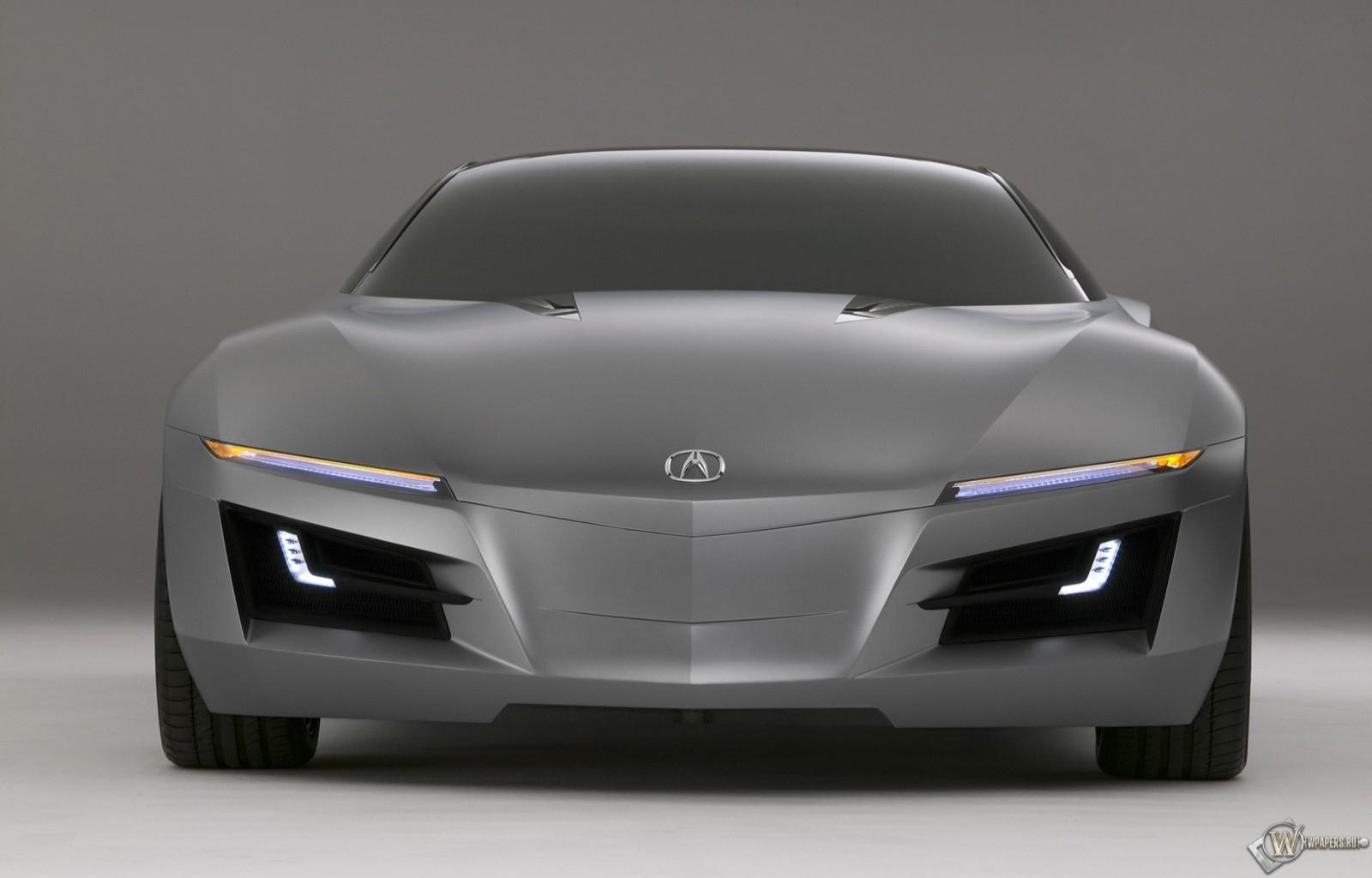 Acura Advanced Sports Car Concept (2007) 1600x1024