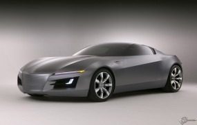 Обои Acura Advanced Sports Car Concept (2007): Concept, Acura, Sport Car, Acura