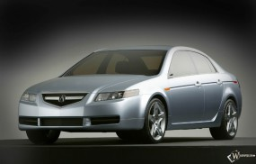 Обои Acura TL Concept (2003): Acura TL, Acura