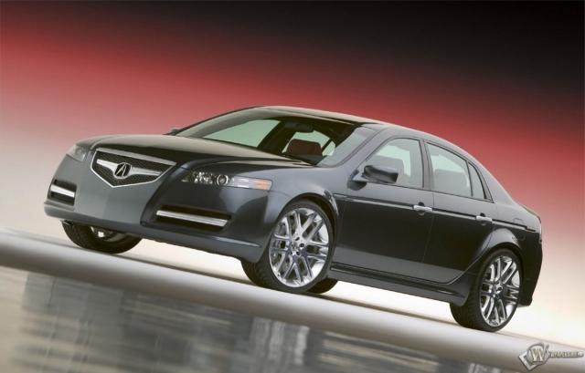 Acura TL A-Spec Concept (2004)