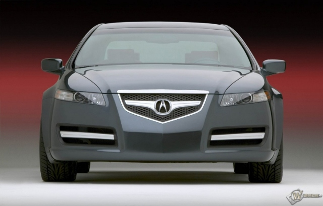 Acura Concept TL A-Spec
