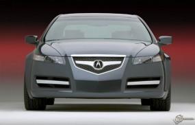 Обои Acura Concept TL A-Spec: Acura TL, Acura