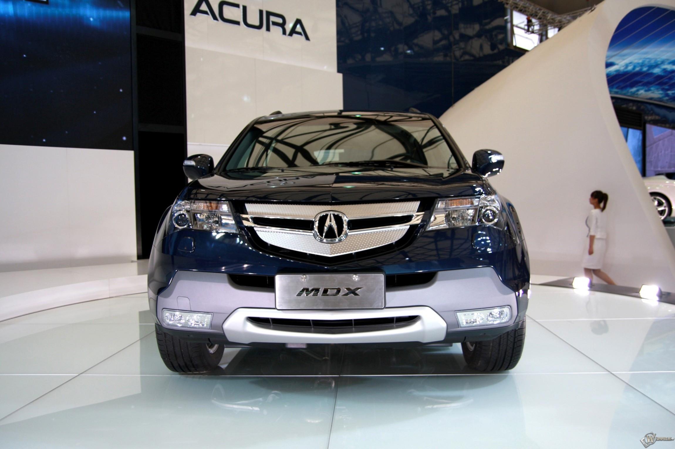 Acura MDX (2007) 2300x1530