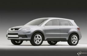 Обои Acura RD-X Concept (2005): Внедорожник, Acura RD-X, Acura
