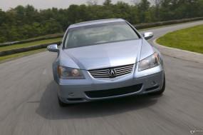 Обои Acura RL (2009): Acura RL, Acura