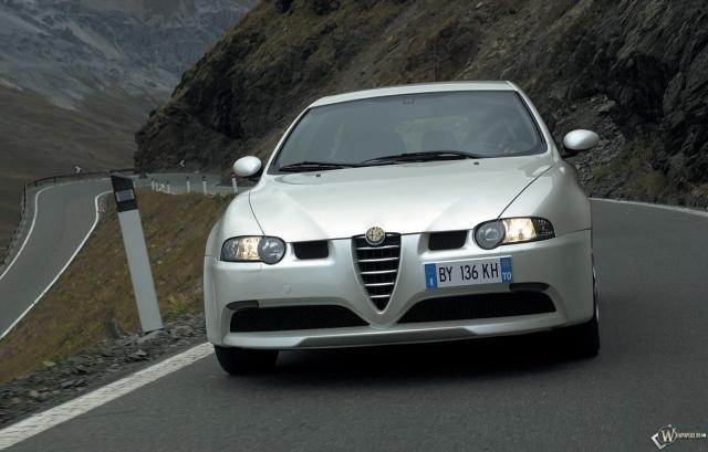 Alfa Romeo 147 GTA (2002)