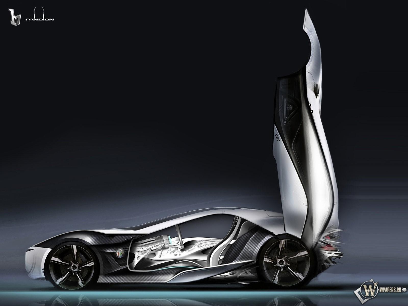 Дизайн Alfa Romeo 1600x1200