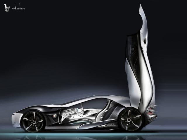 Дизайн Alfa Romeo