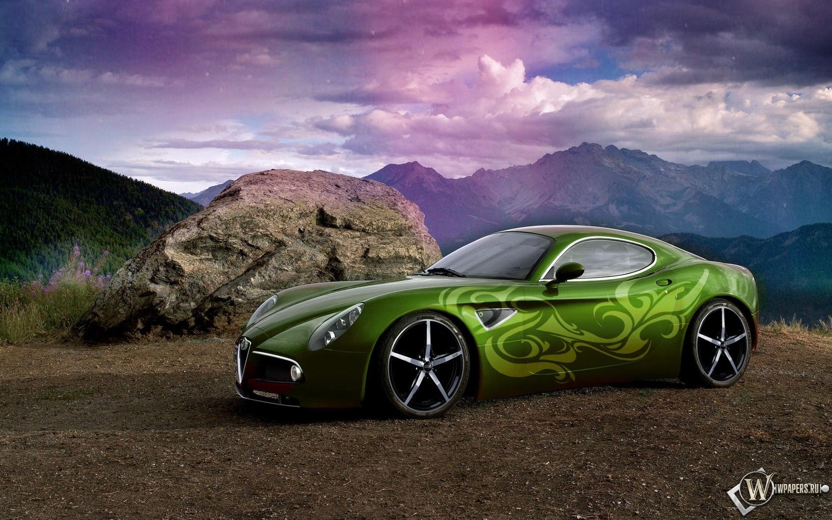 Alfa Romeo 1680x1050