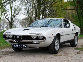 Обои Alfa Romeo Montreal: Авто, Природа, Альфа Ромео, Alfa Romeo Montreal, Alfa Romeo