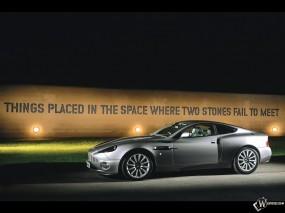 Обои Aston Martin Vanquish: Aston Martin Vanquish, Aston Martin