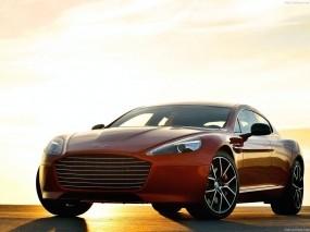 Обои Aston Martin Rapide S: Авто, Aston Martin, Aston Martin