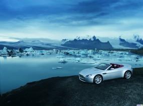 Обои Aston Martin DB9: Кабриолет, Aston Martin DB9, Aston Martin