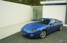 Обои Aston Martin DB7 GT (2003): Aston Martin DB7, Aston Martin