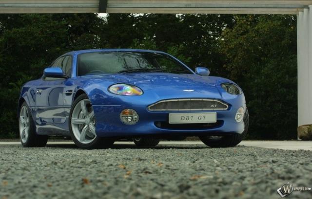 Aston Martin DB7 GT (2003)