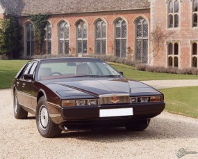 Обои Aston Martin Lagonda (1976): Aston Martin Lagonda, Aston Martin