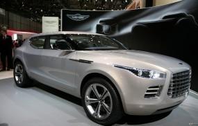 Обои Aston Martin Lagonda Concept (2009): Concept, Aston Martin Lagonda, Aston Martin