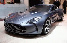Обои Aston Martin One-77: Астон Мартин, Выставка авто, Aston Martin One-77, Aston Martin