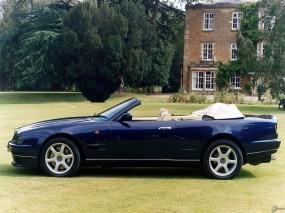 Обои Aston Martin V8 Vantage (1993): Кабриолет, Aston Martin Vantage, Aston Martin