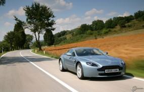 Обои Aston Martin V8 Vantage (2005): Aston Martin Vantage, Aston Martin