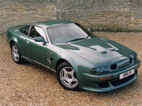 Обои Aston Martin V8 Vantage Le Mans (1998): Le Mans, Aston Martin Vantage, Aston Martin