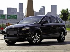 Обои Audi Q7: Audi Q7, Audi