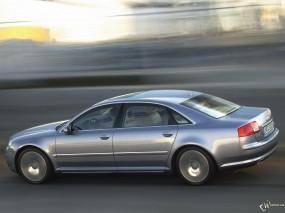 Обои Audi A8L Quattro: Audi A8, Audi