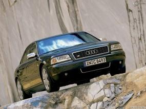 Обои Audi A8 Sedan: Audi A8, Audi