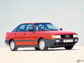 Обои Audi 80: Audi 80, Audi
