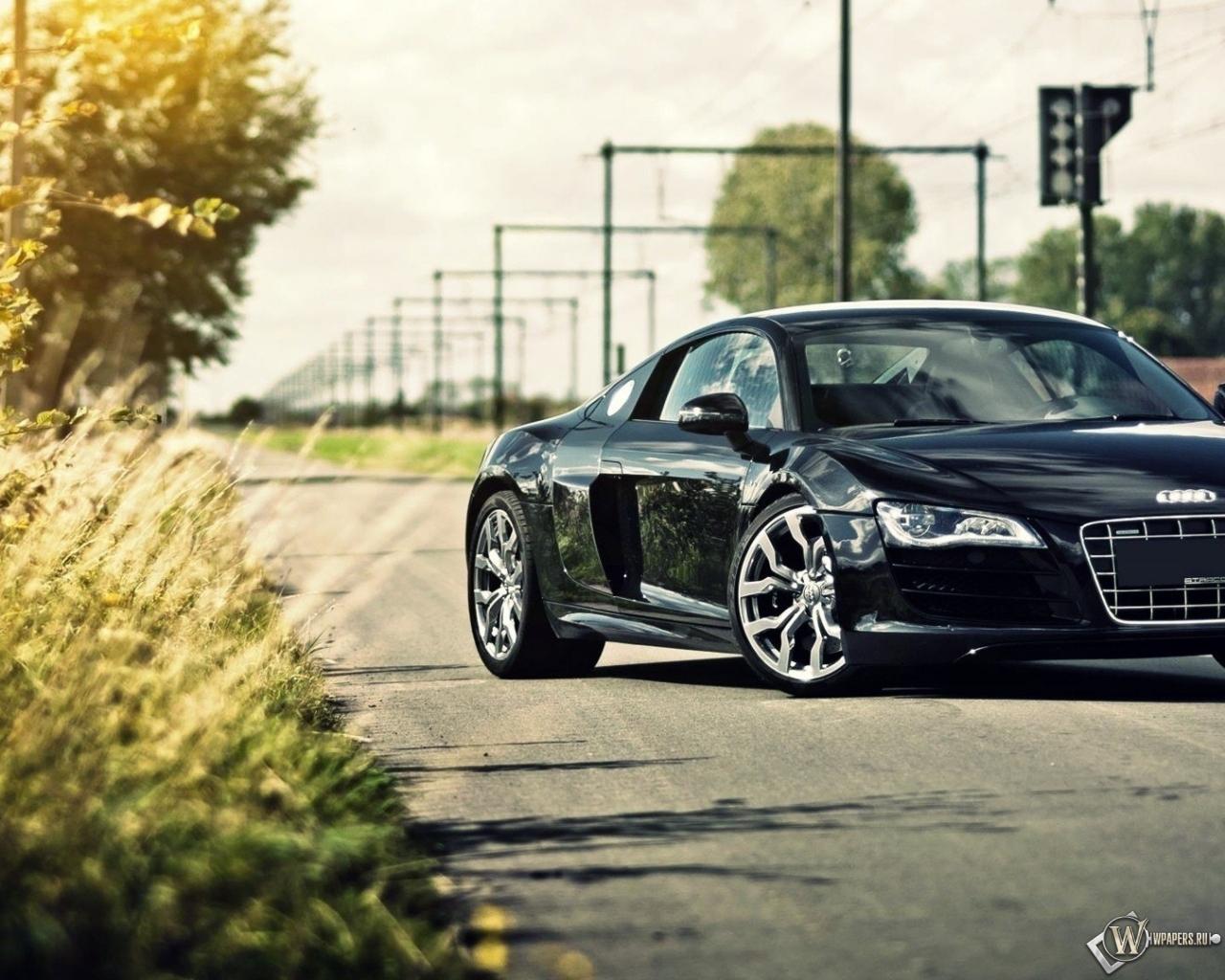 Audi R8 1280x1024