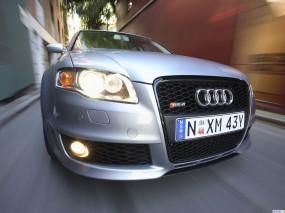 Обои Audi RS4: Audi RS4, Audi
