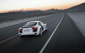 Обои Audi R8: Ауди R8, Гонки, Спортивная машина, Audi