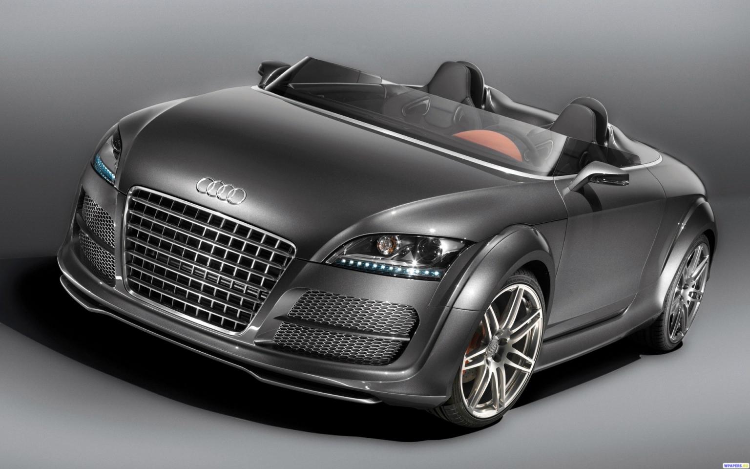 Audi TTS 1536x960