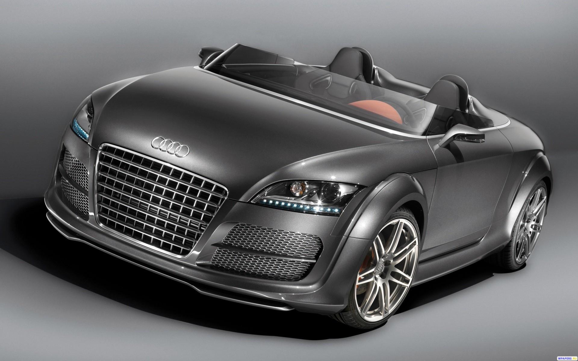 Audi TTS 1920x1200