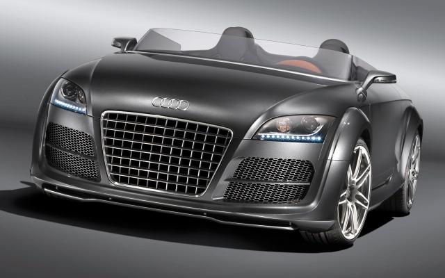 Audi TTS Clubsport Quattro (2007)