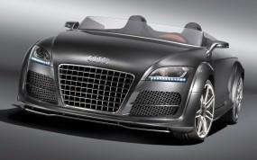 Обои Audi TTS Clubsport Quattro (2007): Кабриолет, Audi TTS, Audi