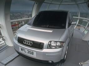 Обои Audi A2 (2000): Audi A2, Audi