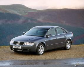 Обои Audi A4 (2001): Audi A4, Audi